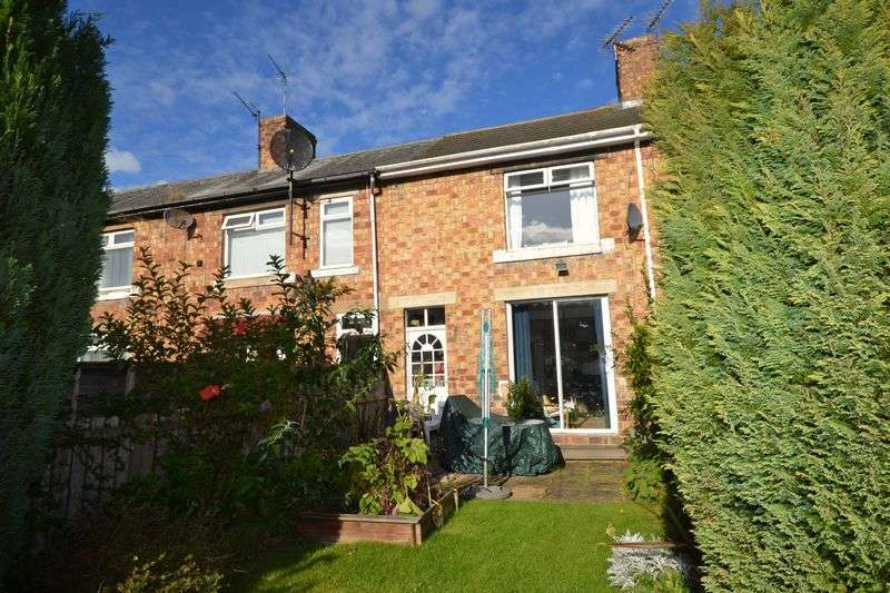 2 Bedrooms Terraced House for sale in Back Grangewood Terrace, Morpeth