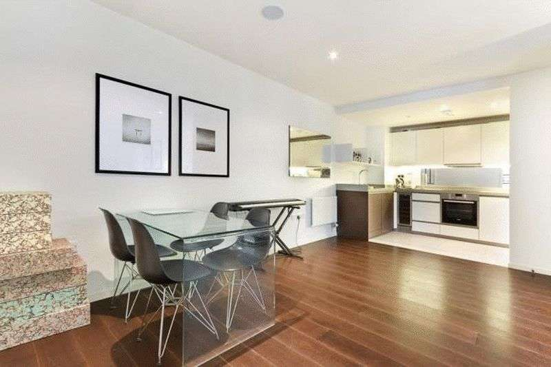 2 Bedrooms Flat for sale in Baltimore Tower