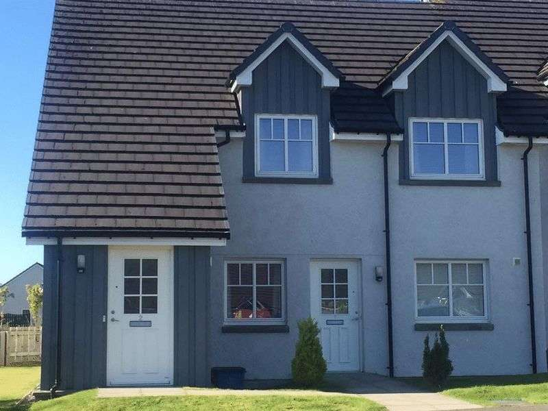 2 Bedrooms Flat for sale in Marchburn Court, North Kessock