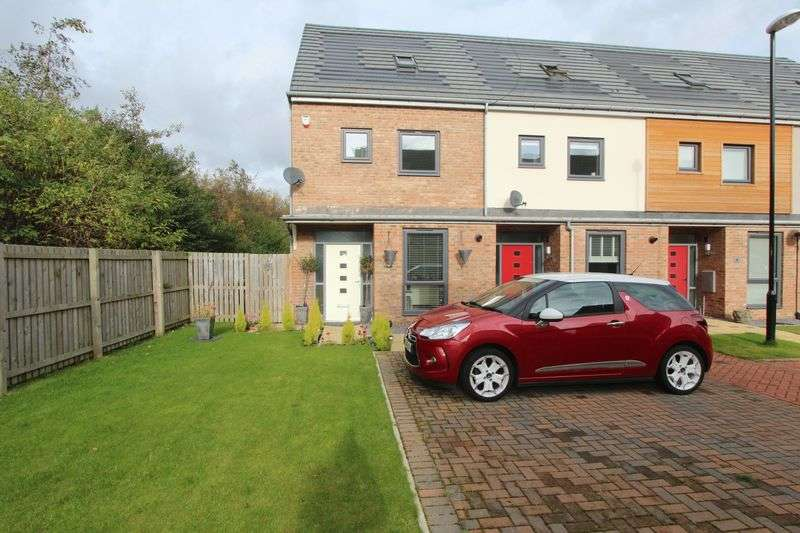 3 Bedrooms Terraced House for sale in Tudhoe Close, Elba Park, Houghton Le Spring