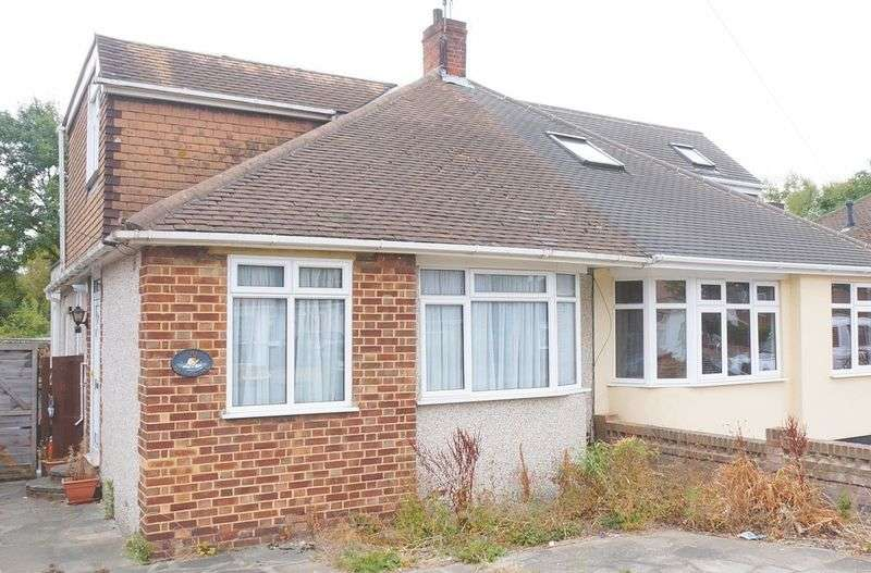 4 Bedrooms Semi Detached Bungalow for sale in RIVERSIDE ROAD, SIDCUP, DA14 4PU