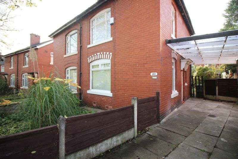 2 Bedrooms Semi Detached House for sale in Walnut Avenue, Bury BL9