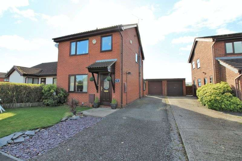 3 Bedrooms Detached House for sale in Darwen Drive, Chester