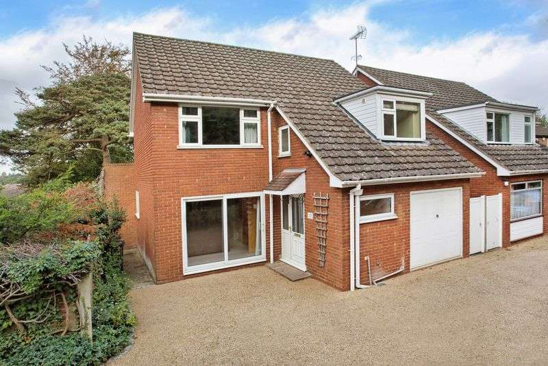 4 Bedrooms Detached House for sale in Off London Road, Hertford, Hertfordshire