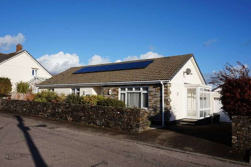 3 Bedrooms Detached Bungalow for sale in Liftondown, Lifton