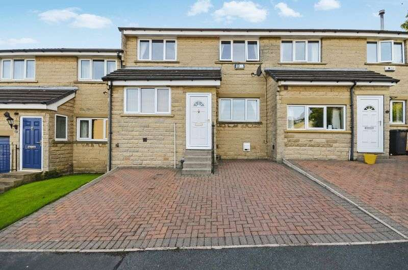 3 Bedrooms Terraced House for sale in 64 Netherlea Drive, Holmfirth, HD9 3EX
