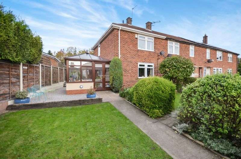 2 Bedrooms Terraced House for sale in 21 The Dale, Aberford, Leeds, LS25 3AP
