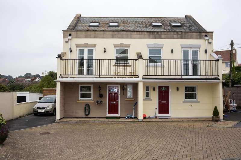 3 Bedrooms Semi Detached House for sale in Marine Drive, Paignton, Devon, TQ3