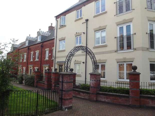 2 Bedrooms Apartment Flat for sale in Middleton Road, Fulwood, Preston, PR2