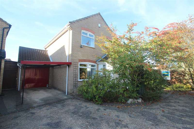 3 Bedrooms Detached House for sale in Dale Close, Stanway, Colchester