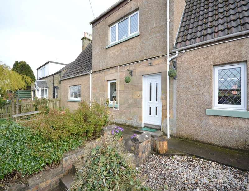 4 Bedrooms Semi Detached House for sale in Struan Ladybank Road, Pitlessie, KY15