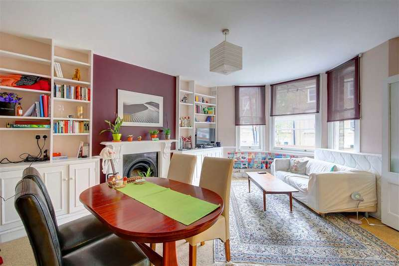 2 Bedrooms Flat for sale in Lambert Road, Brixton