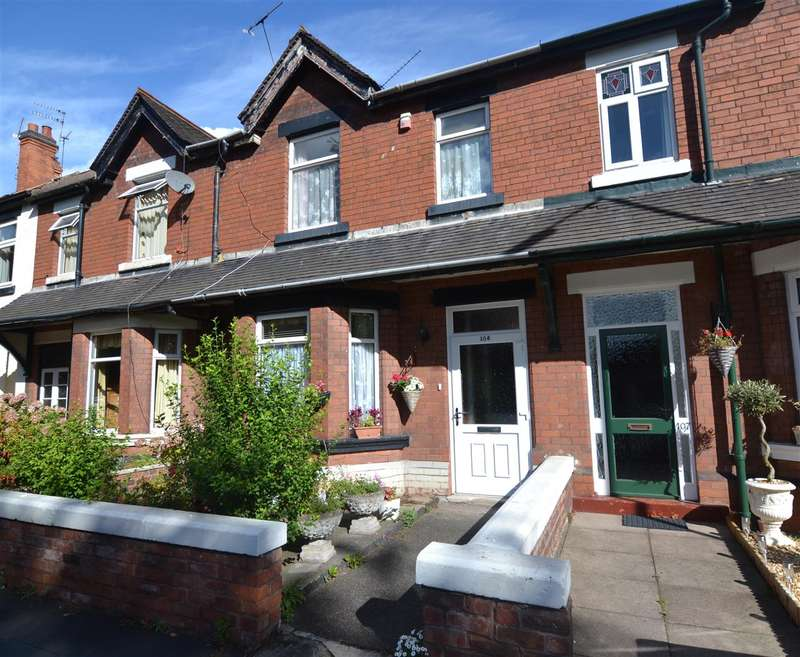 4 Bedrooms Terraced House for sale in Corporation Street, Stafford