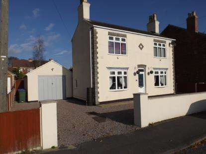 3 Bedrooms Detached House for sale in King Street, Kirton, Boston, Lincolnshire