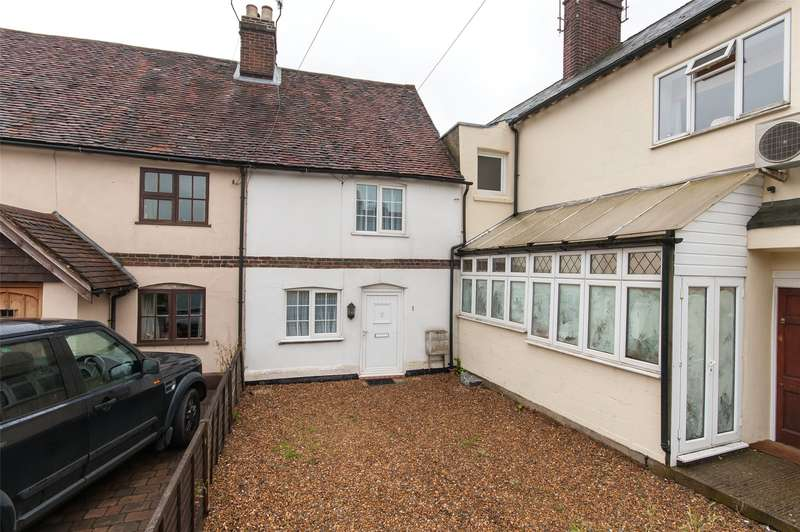 2 Bedrooms Terraced House for sale in Church Hill Cottages, Church Hill, RH1