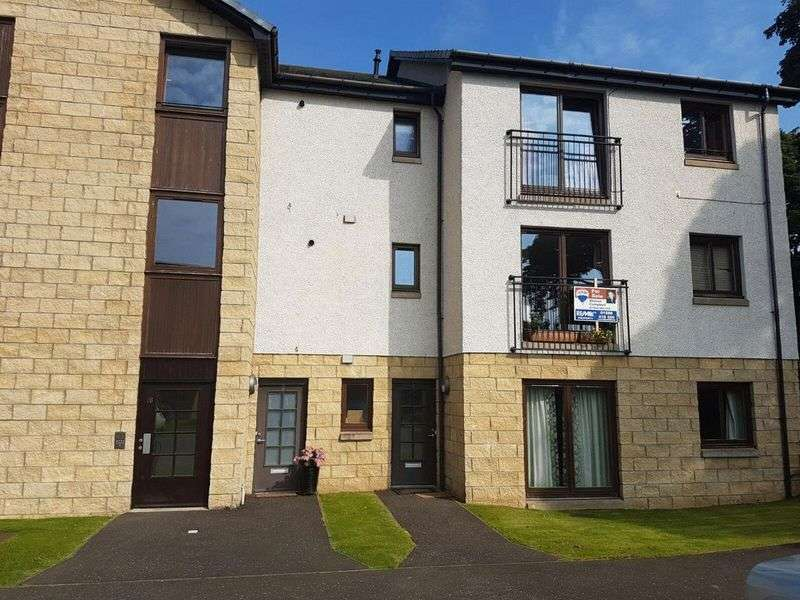 2 Bedrooms Flat for sale in Avonmill Road, Linlithgow, EH49 7QX