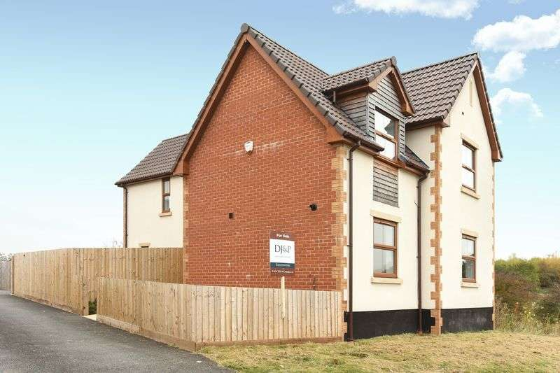 4 Bedrooms Detached House for sale in Siston Common, Bristol