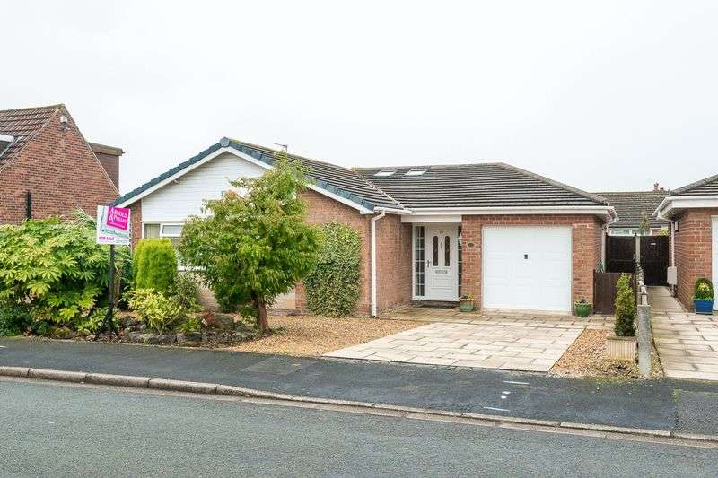 4 Bedrooms Detached Bungalow for sale in The Fields, Eccleston
