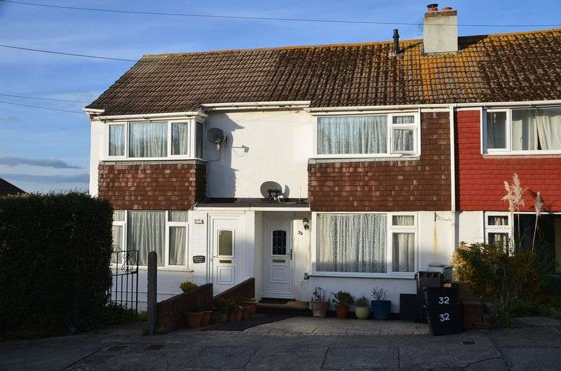 2 Bedrooms Terraced House for sale in WISHINGS ROAD, BRIXHAM