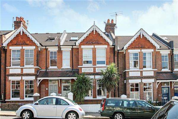 4 Bedrooms Terraced House for sale in Cissbury Road, Hove