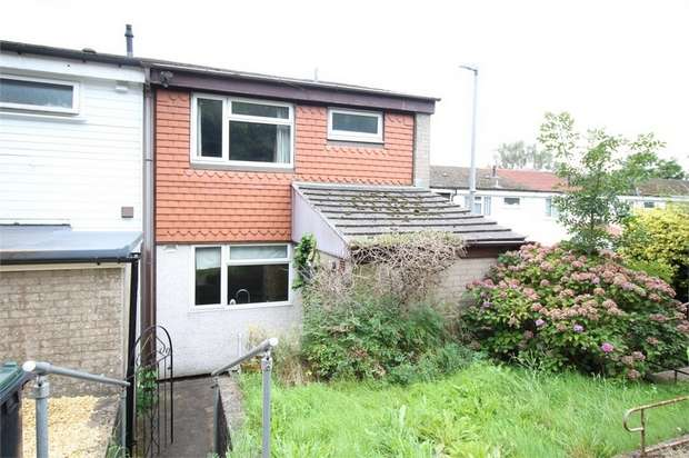 3 Bedrooms End Of Terrace House for sale in Tredegar Park View, Rogerstone, NEWPORT