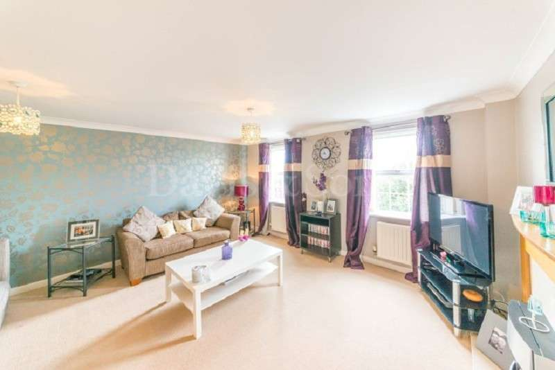 3 Bedrooms Terraced House for sale in Bronllys Grove, Celtic Horizon, Newport. NP10 8EH