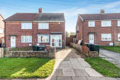 2 Bedrooms Semi Detached House for sale in Brenkley Avenue, Shiremoor, Newcastle Upon Tyne, Tyne and Wear, NE27