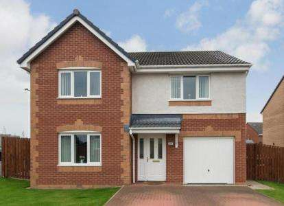 4 Bedrooms Detached House for sale in Glen Ord Crescent, Kilmarnock