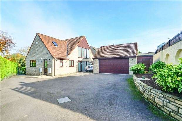 4 Bedrooms Detached House for sale in Anchor Road, Coleford, RADSTOCK, Somerset, BA3 5PB