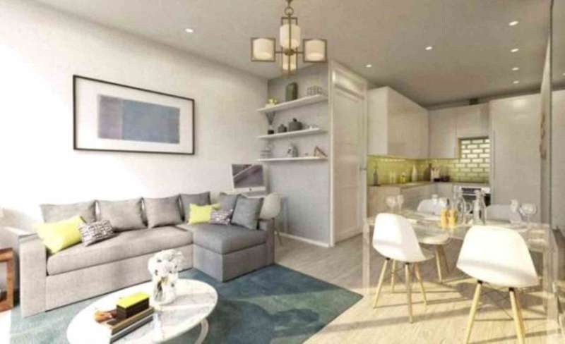 1 Bedroom Apartment Flat for sale in Tower Loft Apartments, Lewisham, London, SE13