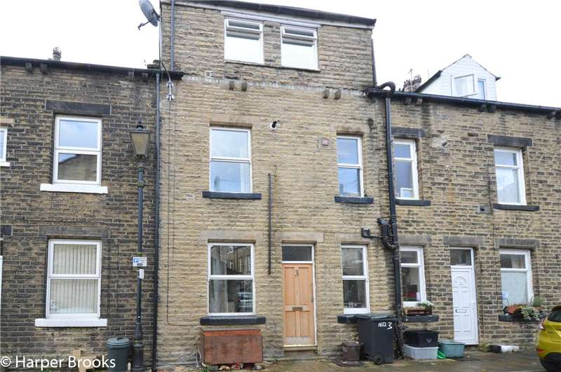 3 Bedrooms Terraced House for sale in Regent Street, Hebden Bridge, West Yorkshire, HX7