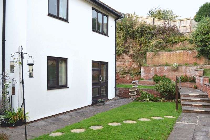 2 Bedrooms Flat for sale in Temple Gardens, Sidmouth
