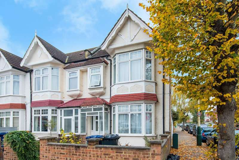 4 Bedrooms House for sale in Northcroft Road., Ealing, W13