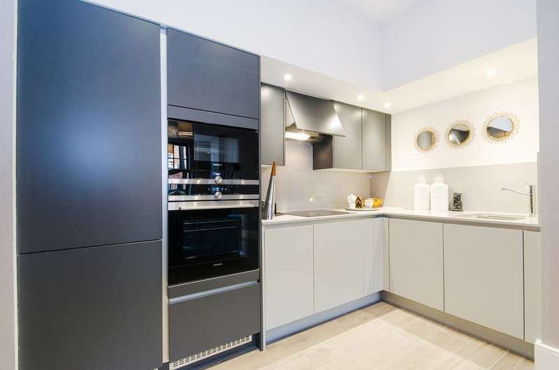 2 Bedrooms Flat for sale in Bentley Place, Hammersmith, W6