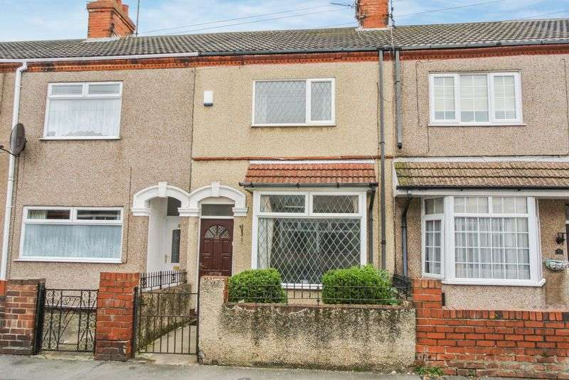 3 Bedrooms Terraced House for sale in Manchester Street, DN35 7QE