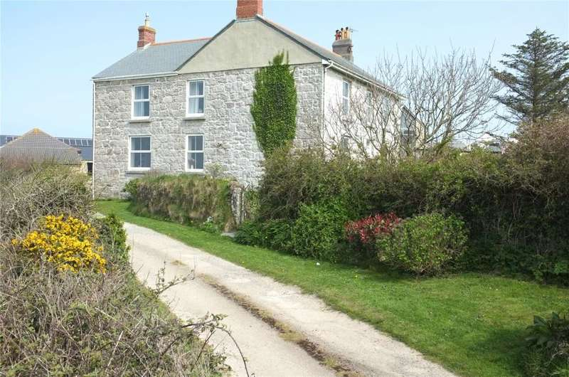 5 Bedrooms Equestrian Facility Character Property for sale in St. Buryan, Penzance, Cornwall