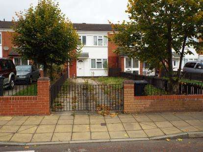 3 Bedrooms Terraced House for sale in Kingsnorth, Whiston, Prescot, Merseyside, L35
