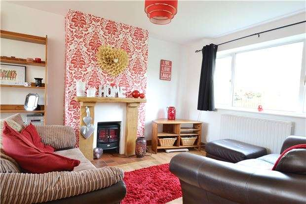3 Bedrooms Semi Detached House for sale in Stonechat Avenue, Abbeydale, GLOUCESTER, GL4 4XD