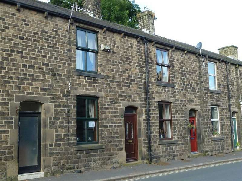 2 Bedrooms Property for sale in Chew Valley Road, Greenfield, SADDLEWORTH, OL3
