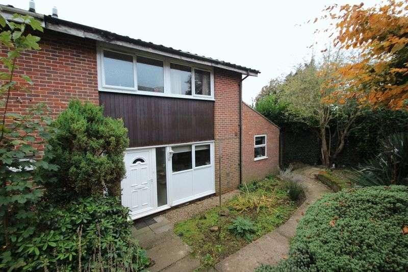3 Bedrooms Terraced House for sale in Finch Way, Brundall,Norwich