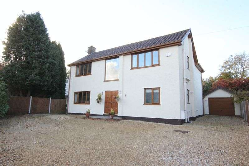 4 Bedrooms Detached House for sale in Quarry Road East, Heswall, Wirral
