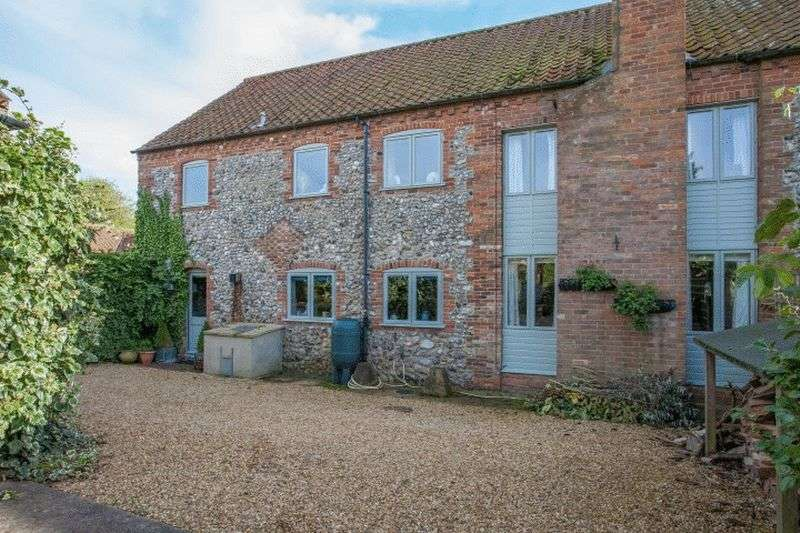 4 Bedrooms Property for sale in Harpley, Norfolk