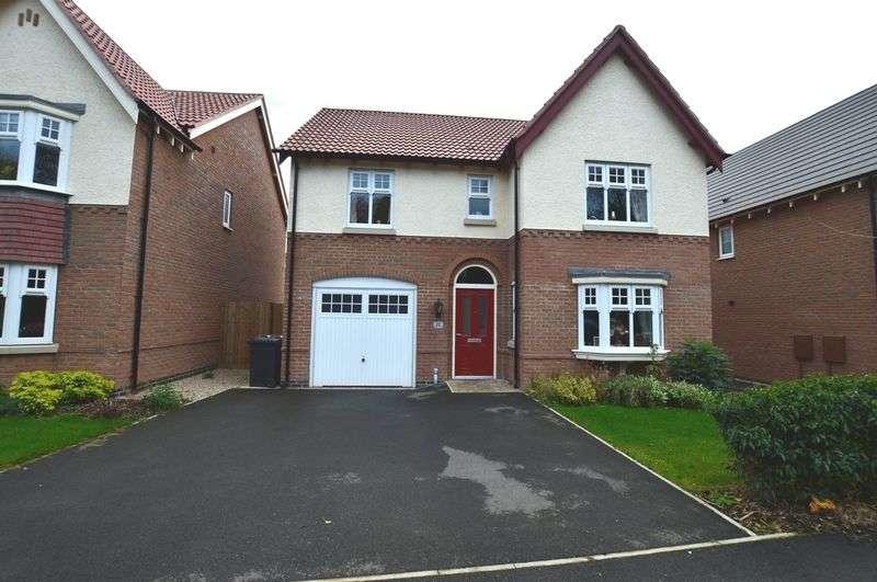 4 Bedrooms Detached House for sale in Harry Lane, Ibstock