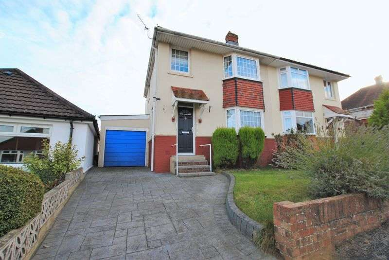 3 Bedrooms Semi Detached House for sale in Bromley Road, Midanbury