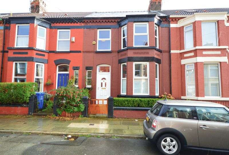 4 Bedrooms Terraced House for sale in 83 Ampthill Road, Aigburth Vale