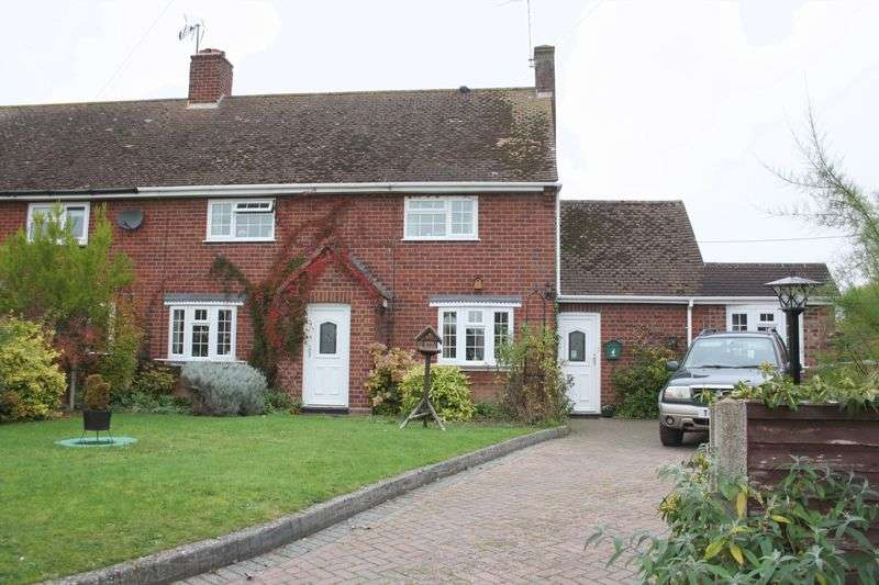 3 Bedrooms Semi Detached House for sale in Mill Lane, Wadborough