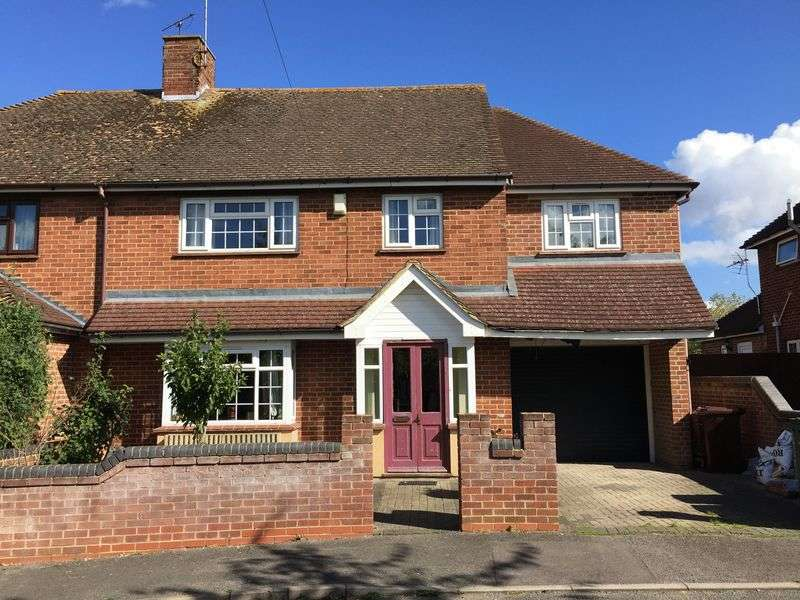 3 Bedrooms Semi Detached House for sale in Henley Road, Oxford