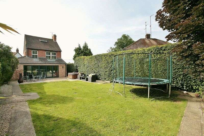 3 Bedrooms Detached House for sale in Gidley Way, Oxford