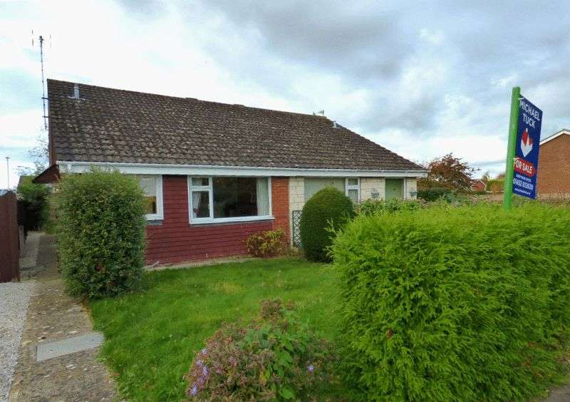 2 Bedrooms Semi Detached Bungalow for sale in Swift Road, Abbeydale, Gloucester