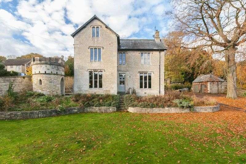5 Bedrooms Detached House for sale in Slad Road, Stroud